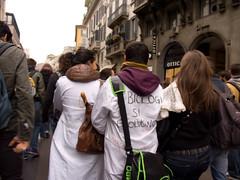 30 ottobre (Cittastudi) Tags: milano protesta proteste poli politecnico universit polimi gelmini legge133