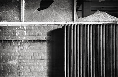 BREPOLS 03 Radiator (NickVG) Tags: brepols turnhout elgie belgium urban exploration urbex factory delapidated vervallen decay old analog analoog black white zwart wit agfa nikon fm apx400 contrast