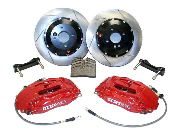 National Speed eStore - Stoptech Big Brake Kit