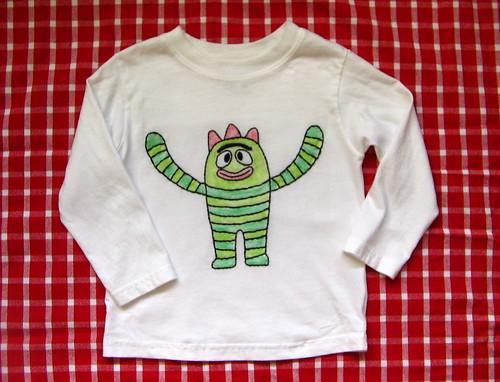 brobee shirt