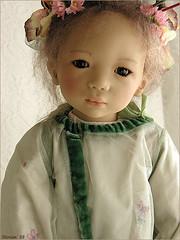 Wei Minzhi Himstedt (MiriamBJDolls) Tags: 2003 doll vinyl mohair limitededition annettehimstedt weiminzhi himstedtkinder