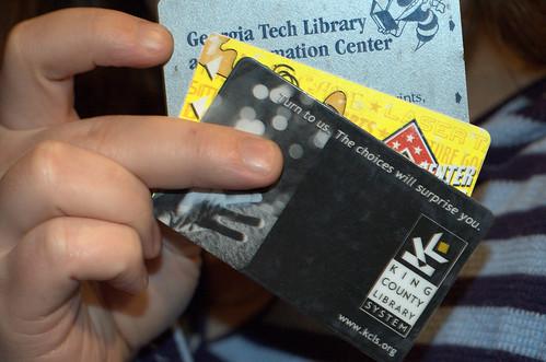 cards found