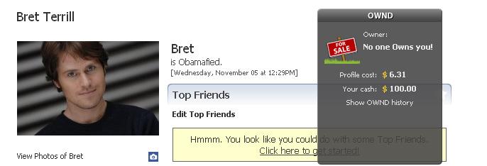 Bret on Social Games: Slide Turns Popular Facebook App Top Friends