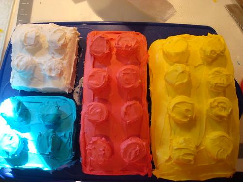 Sam's Lego Cake