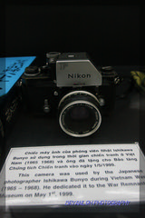 Nikon F Series-Vietnam War Museum (Lohb) Tags: nikon war vietnam musuem