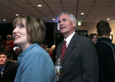 Tom  McClintock Election Night 2008