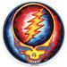 Grateful Dead Steal Your Face - infrared design