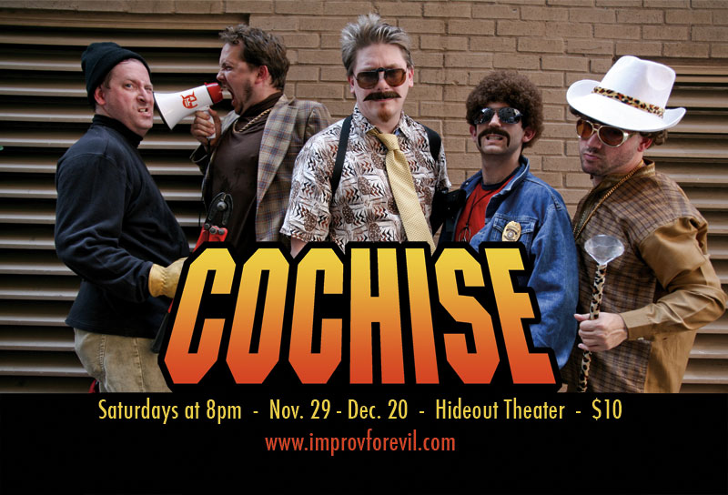 Cochise Promo Photo