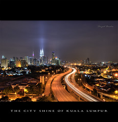 Kuala Lumpur ( DocBudie) Tags: longexposure nightshot tripod petronas malaysia kualalumpur hdr gettyimages twintower flickrsbest 3raw mywinners colorphotoaward overtheexcellence goldstaraward