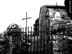 Piemonte d'Istria: chiese cimiteriali (pierovis'ciada) Tags: cemetry istria cimitero istra profughi istrien sanprimo esodo istriani zavrsje piemontedistria istroveneti