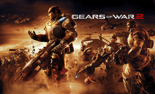 Gears of War 2 – Microanálisis Xbox 360