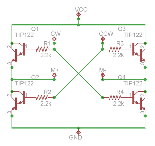 need idea for 12v motor control (alps)