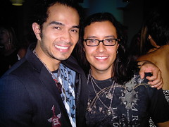Diegodiego & Efren Ramirez (gatolocomusic) Tags: music famous entertainment spanish international worldwide latin actor celebrities popular diegodiego