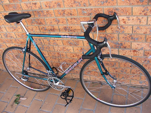 Shogun Tri-Sport - Australian Cycling Forums - Bicycles