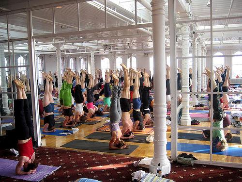 El yoga y las uñas de los pies. Primera parte.