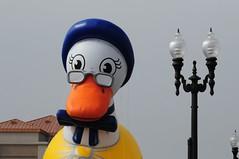 Mother Goose (B-rad in SAN) Tags: nikon sandiego elcajon parade d300 mothergoose mothergooseparade nikond300 balloongoose