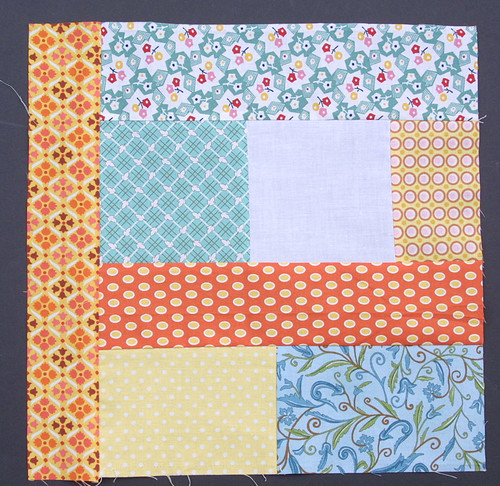Virtual Quilting Bee - October