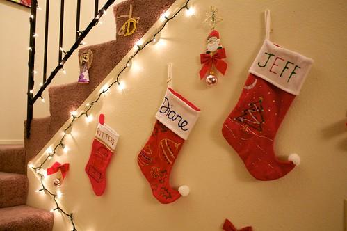 The McGirr Family Stockings 2008
