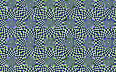 staticmotion01 (Jan Pillaert) Tags: motion circle pattern optical illusion adobe illustrator effect cs3