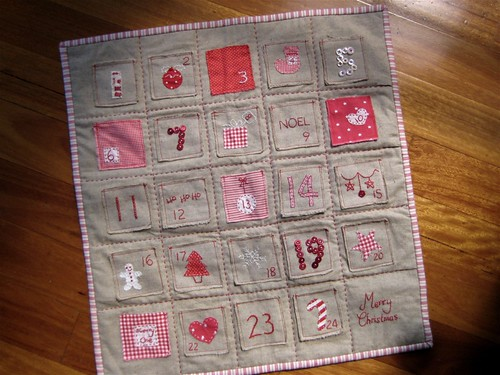 DQS5 Christmas Advent Calendar par lululollylegs