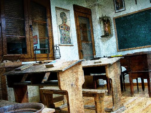 OLD SCHOOL by ruhey