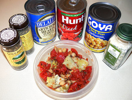 Easy Meals: Italian Beans from Starling Fitness
