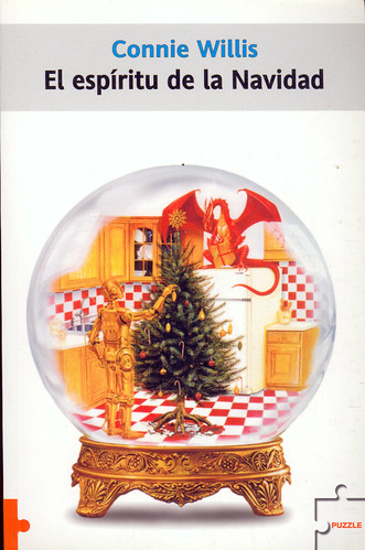 Connie Willis, El espíritu de la navidad