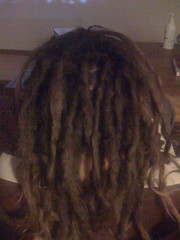 Dread Lock Maintenance (After)