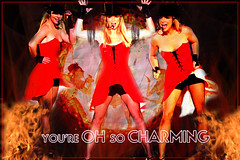 Britney Spears // You're Oh So Charming (»3lackoutman) Tags: france star 1 crazy do you spears circus live can it number got but charming academy britney blend womanizer blackoutman