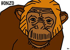 Honzo The Sad Monkey