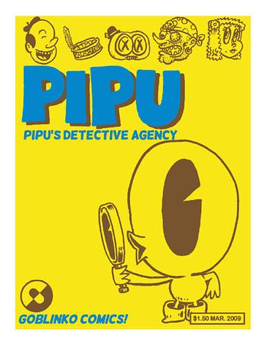 Pipu: Pipu's Detective Agency