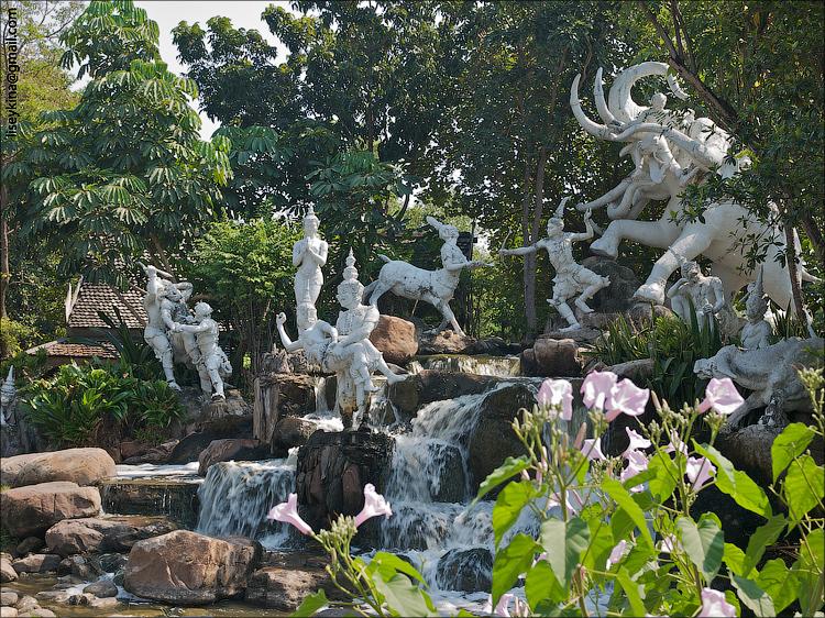 The Ramayana Garden