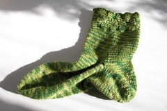 1. Discovery sock done-will rip back
