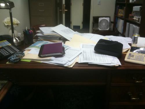 still life - my desk
