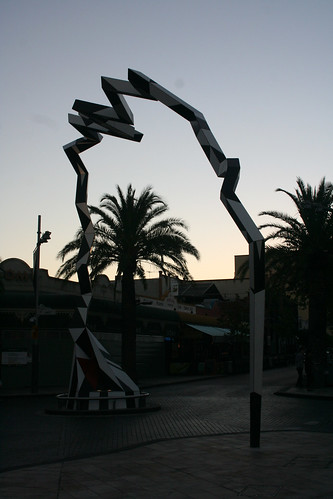 Perth - Crazy Roundabout