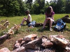 Kids Taking a Break