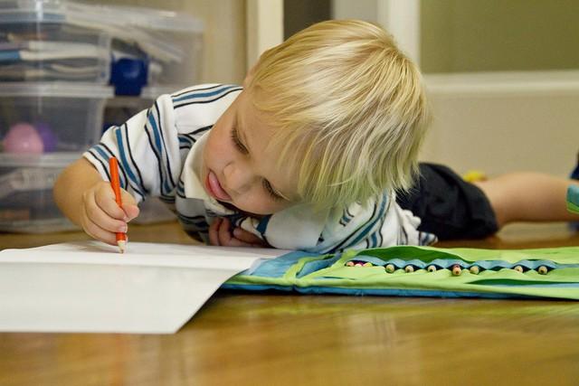 Blake coloring