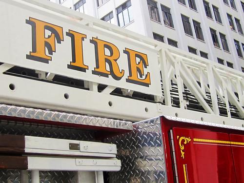 Fire Apparatus Truck