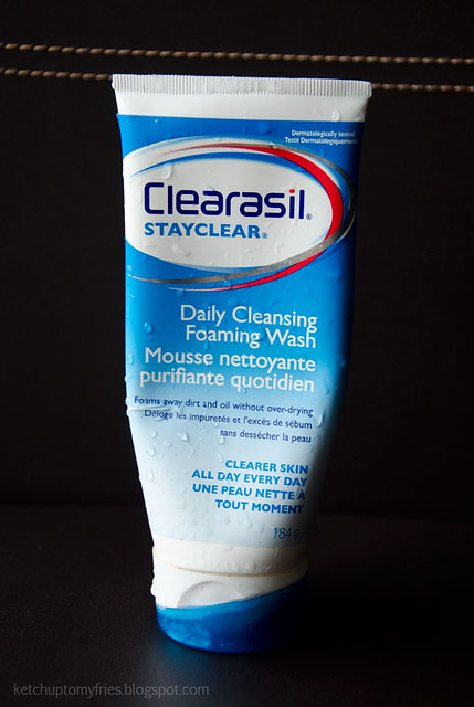 clearasil-facial-wash