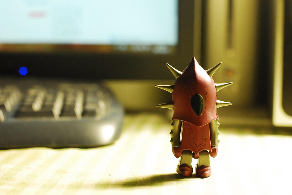 173/365 | Evirob | Spike
