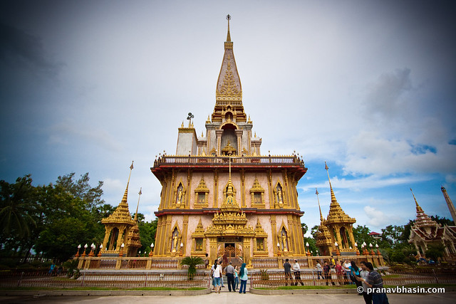 Wat Chalong, The Buddhist Golden Temple