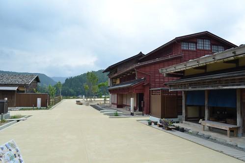金沢湯涌江戸村