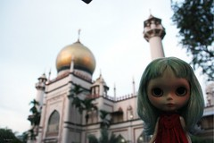 GEO and Masjid Sultan Mosque