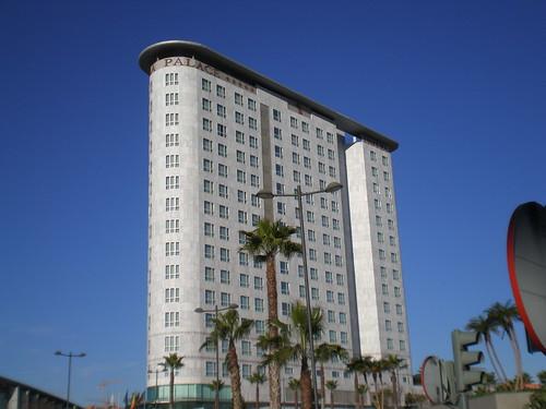 Hotel Sorolla Palace Valencia - Sede del II Encuentros Domaining