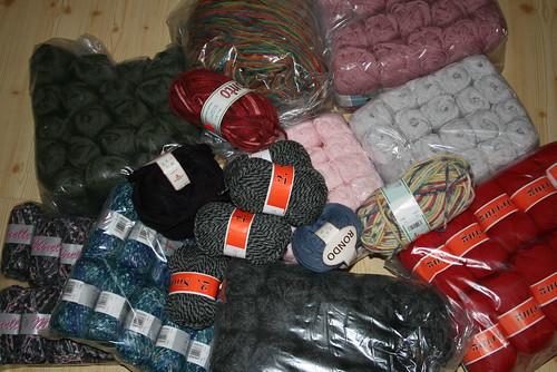 yarn, sandnes