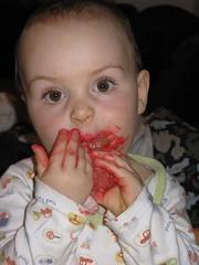 yummy II (Manati - Mum) Tags: chicken easter cupcakes doll sewing clown huhn peaches ostern henne amigurumi nhen sreuselkuchen mtsy