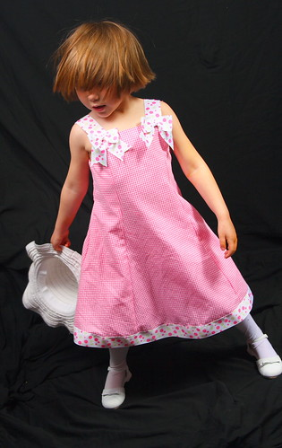 our little model easter 08