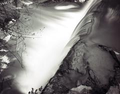 Dam at Vickery creek (gordonray99) Tags: war pinhole civil diafine
