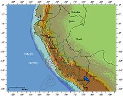 Segundo Sismo en Lima 29 de marzo de 2008