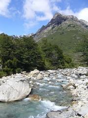 Trek - Bariloche - Frey - Jacob - riviere - montagne